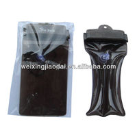 2013 new Inflatable PVC Waterproof bag lining inflated beach pouch mobile phone neck pouch