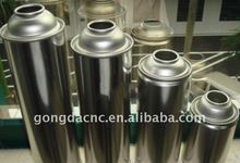 high pressure tinplate aerosol can outside printing or plain