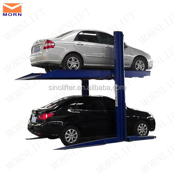 hydraulic vertical automated car parking system