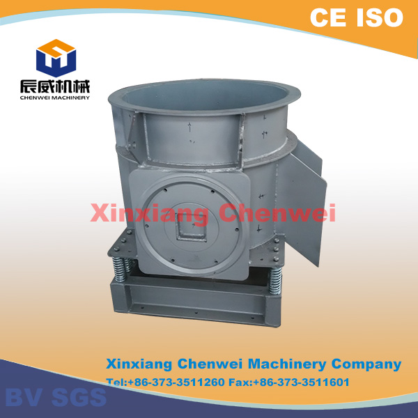 vibratory wheel polishing machine