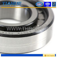 miniature double row self-aligning ball bearing
