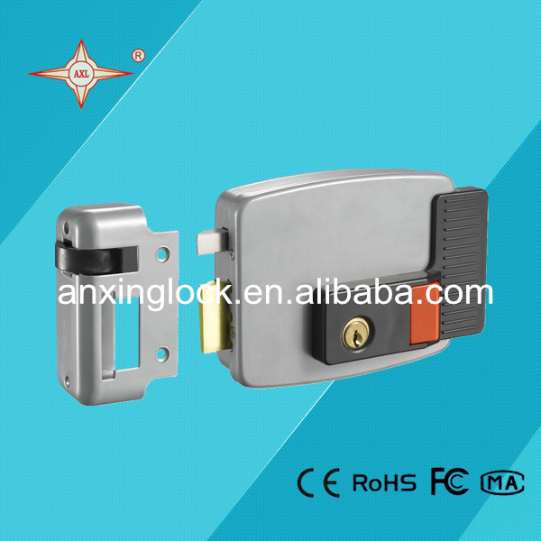 high quality Electric lock for gate, biometric lock