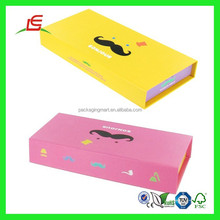 Q354 Custom Big Capacity Folding Cartoon Drawing Pencil Case