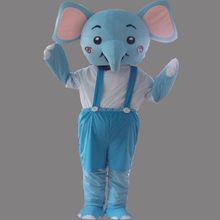Elephant Boy Mascot Costume Fancy Party Dress Carnival Halloween Outfit