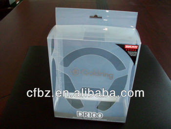 PP Plastic Packing Boxes for Headset Headphone