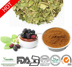 New products! Mulberry Leaf Powder Extraction / Diabetes Herb Medicine / nutrition supplement