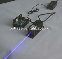 Low Power Blue Laser Module 445nm Cross Laser Beam Cheap Laser for Sale.
