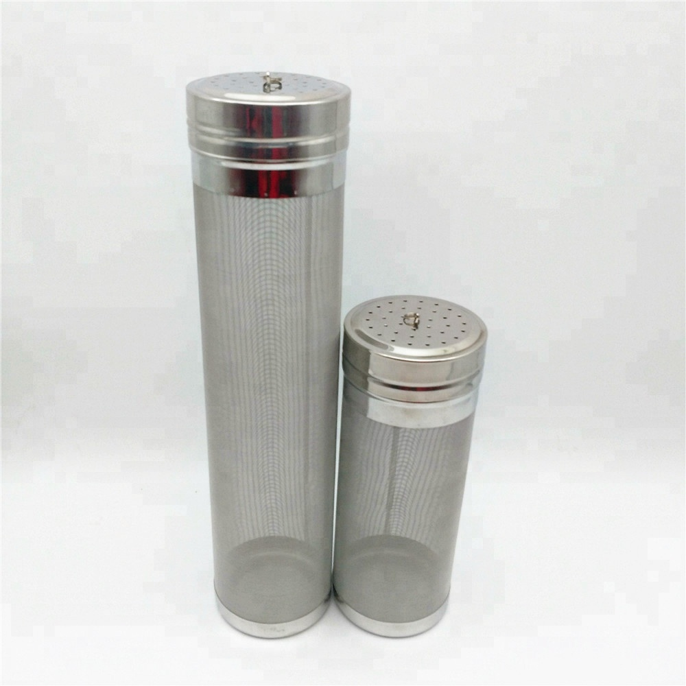 BOLIN 300 Micron Home <strong>Wine</strong> Making Stainless Steel Homebrew Beer <strong>Wine</strong> Hopper Filter Strainer