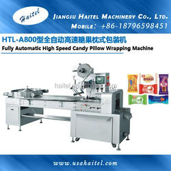 Ball Lollipop Pillow Wrapping Machine For Chocolate Manufacturers