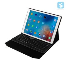 High quality Detachable Aluminum wireless Keyboard for iPad Pro 12.9