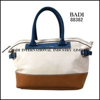2017 high quality lowest price pu fantastic 50 pieces handbags from turkey