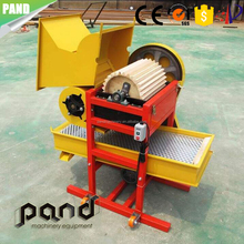 Quality coconut shelling machine chestnut sheller castor seed shelling machine