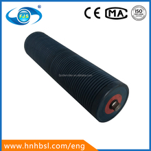China First Non metallic material handling euqipment parts plastic conveyor idler roller