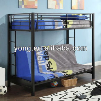 Steel Double Decker Beds : Steel Bunk Bed,Double Deck Metal Bed - Buy Dormitory Metal Bunk Beds ...
