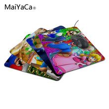 Retail Large Rubber Mousepad Style Gaming Mouse Pad Carton gaming mouse pad designs