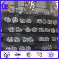 10mm - 32mm hot rolled galvanized construction deformed twisted steel rebar