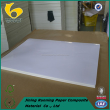 Acrylic Mirror Coated Sticker Paper