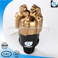 6 and 8inch diamond water well oil drilling PDC drill bit