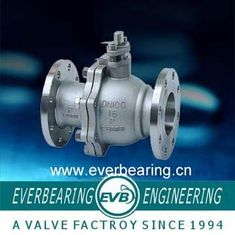 Manual Water DN15-DN200 Medium Pressure Standard WCB Ball Valve