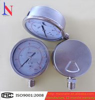 NAITE Manufacturer 100mm Hydraulic Pressure Gauge, Manometer