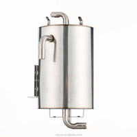 1L Stainless steel 304 high quality cold and hot water dispenser spare parts heating hot tank