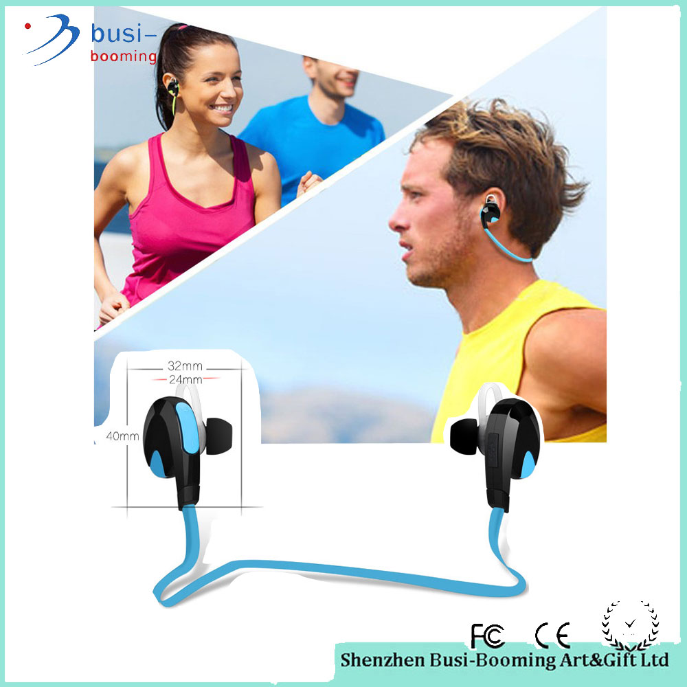 2015 Quality Sport Wireless Headphone For Mobile Phone H7 Stereo Bluetooth Headset