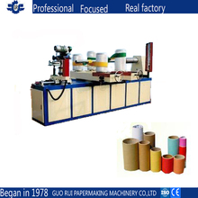 Automatic Four Head Paper Core Making Machine With Splitting Machine