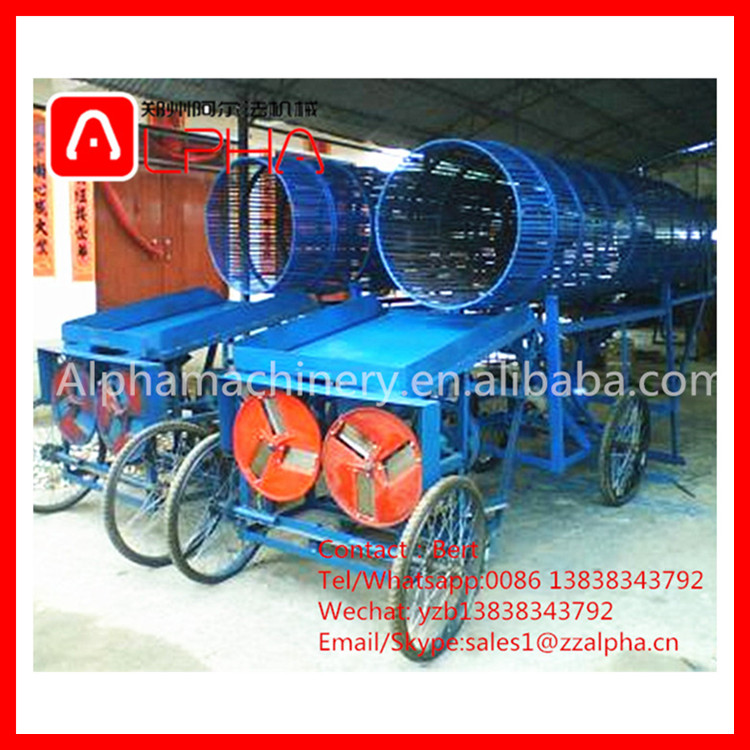 Good quality potato chips making machine potato peeling machine