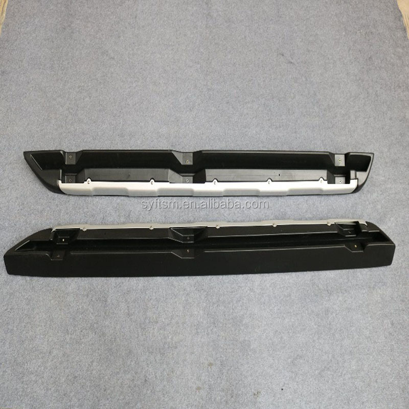 Top Quality Aluminum Alloy Material OEM Style Side Running Board