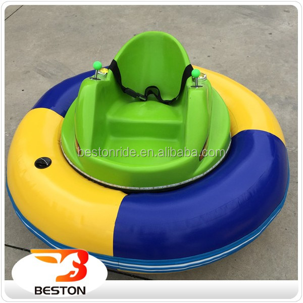 Kids Play Bumper Car Indoor & Outdoor Inflatable Bumper Car UFO Style