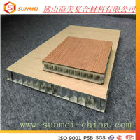 Cheap Price Aluminum Honeycomb Panel for wall cladding