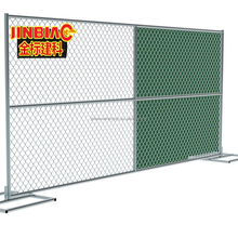 Temporary Chain Link Fence Panels (ISO9001 factory)