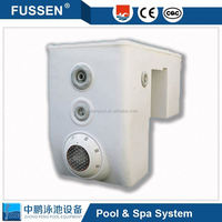Professional swimming pool equipment like wall mounted pool filter / pool sand filter / pool pump