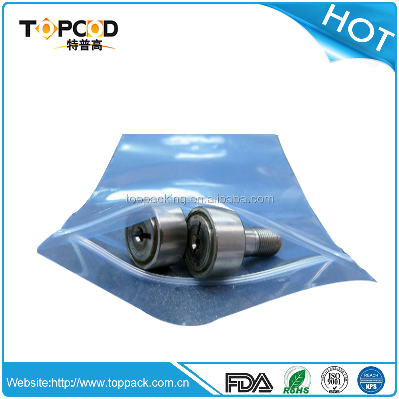 Multipurpose VCI Poly Bag with Plain End Closure