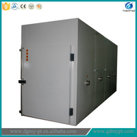 Constant Temperature Humidity Chamber Usage Electronic Power Walk-in Oven
