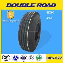 China motorcycle tire manufacturer high quality 400-8 tricycle tire for sale