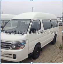 LHD 15 seats HIGH ROOF mini bus for commercial and taxi