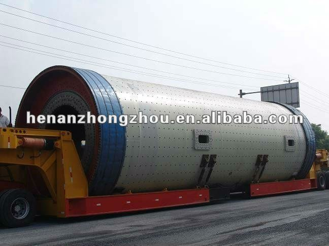 High efficient and capacity ball crusher/ball grinding mill machine