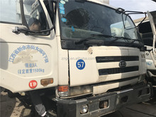 Japan Nissan Ud Diesel Cargo Heavy Dump Truck with V8 diesel engine, used 6x4 8x4 25t 40t 350hp dump truck for sale