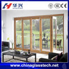 Nice air impermeability Energy saving china top brand pvc sliding door