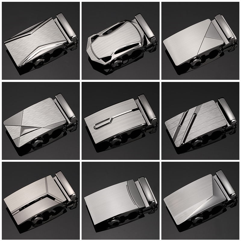 Guangzhou Buckle Manufacturer Metal Zinc Alloy Automatic Belt Buckles