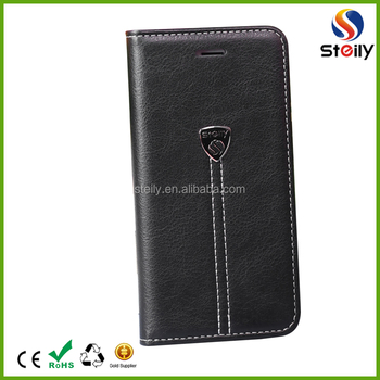 Custom Cover Wholesale Wallet PU Leather Cell Phone Case for iphone 6 6s