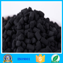 Coconut shell column activated charcoal in water treatment