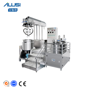 AVE- Bottom homogenizer vacuum emulsifying mixer, cosmetic homogenizing machine
