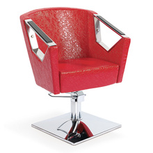 Manufacturer Cheap Luxury Acrylic Styling Chair Salon Furniture
