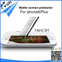 Wholesale Matte Screen Protector for Huawei Honor 3C with Retail Packaging and Cleaning Cloth