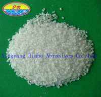 good quality white fused alumina for industrial furnace lining