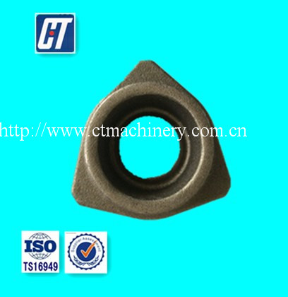 Heavy & Light Truck Triangle Forging Component