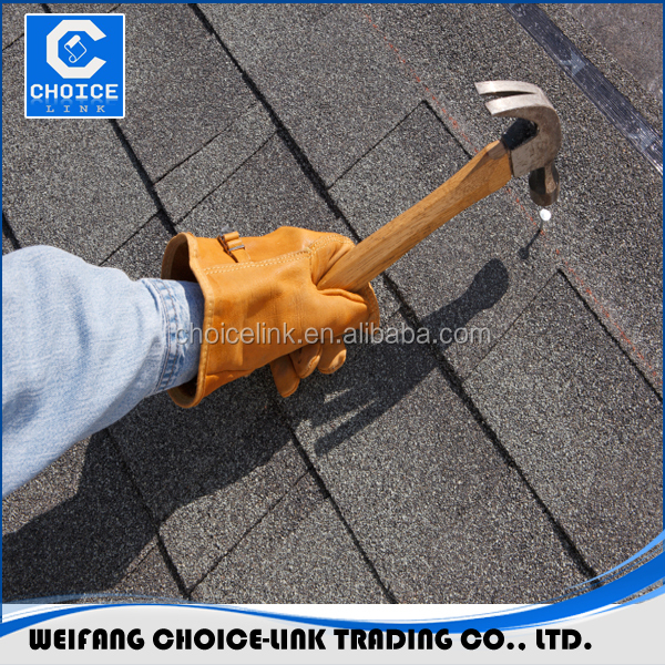 roof shingle,Laminated best colored asphalt roof shingle