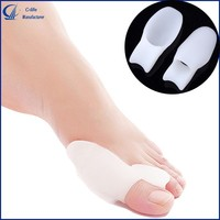 Hot Selling Gel Bunion Relief Bunion Shield Pad Toe Protectors Toe Separators